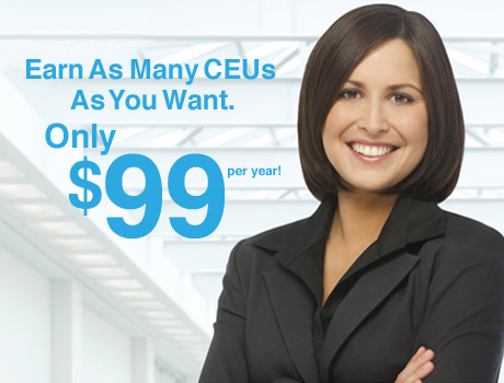 OccupationalTherapy.com $99/year unlimited CEUs