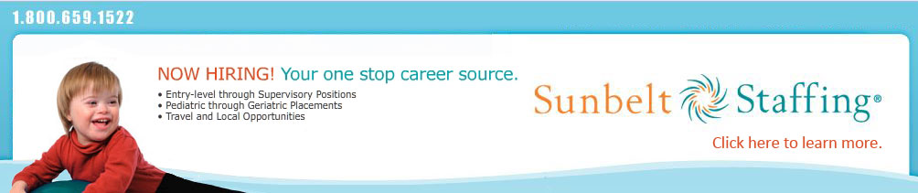Sunbelt Staffing Career Center