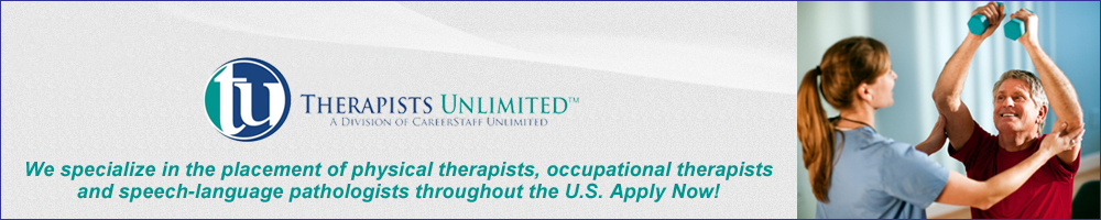Therapists Unlimited Careers