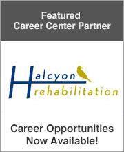 Halcyon Rehabilitation Careers