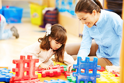 early intervention occupational therapy